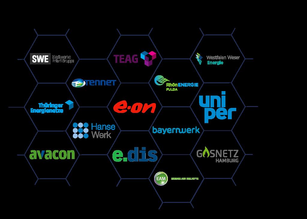 Referenzen-Logos